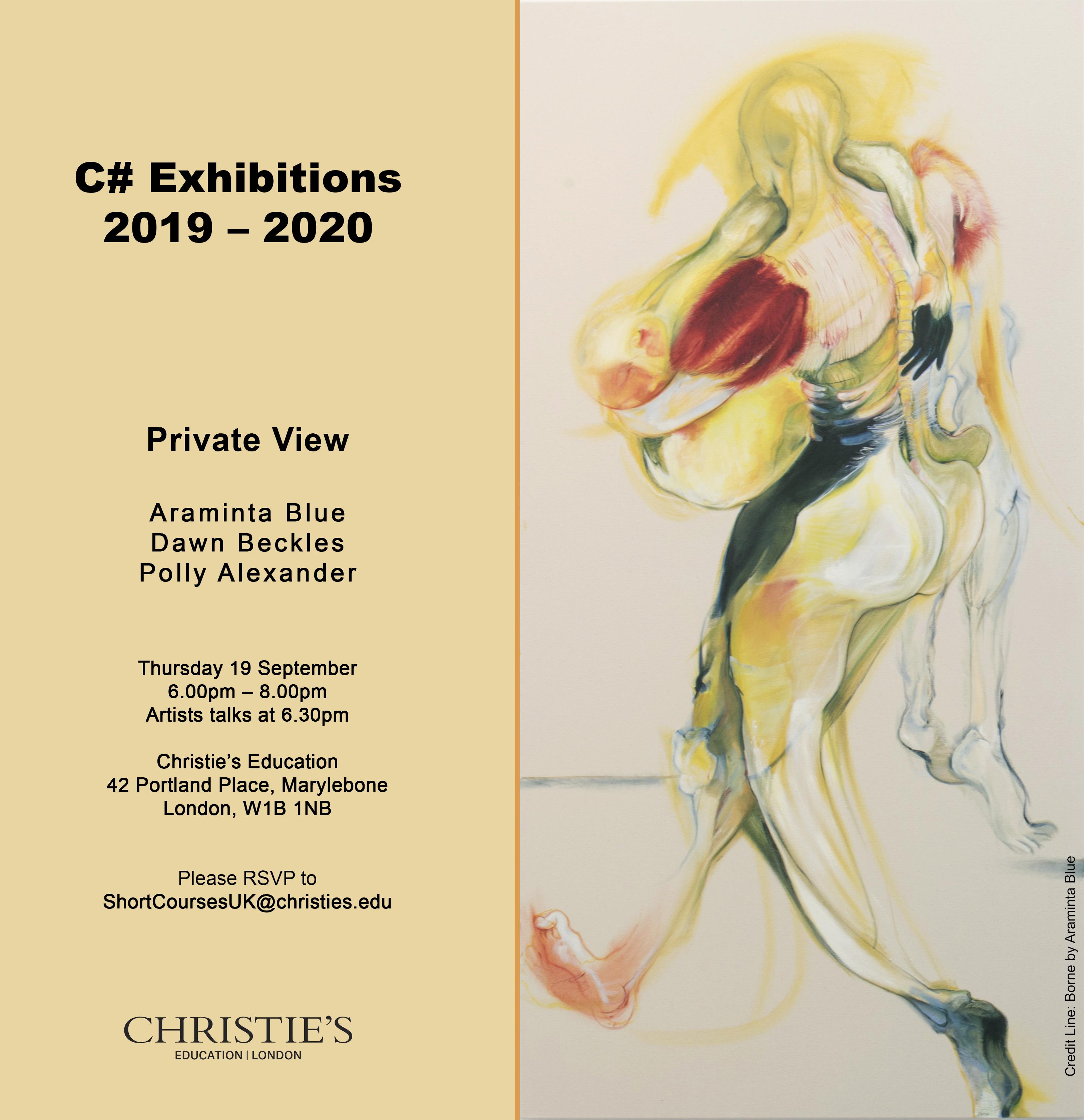 C# Exhibitions 2019 2020 (2)